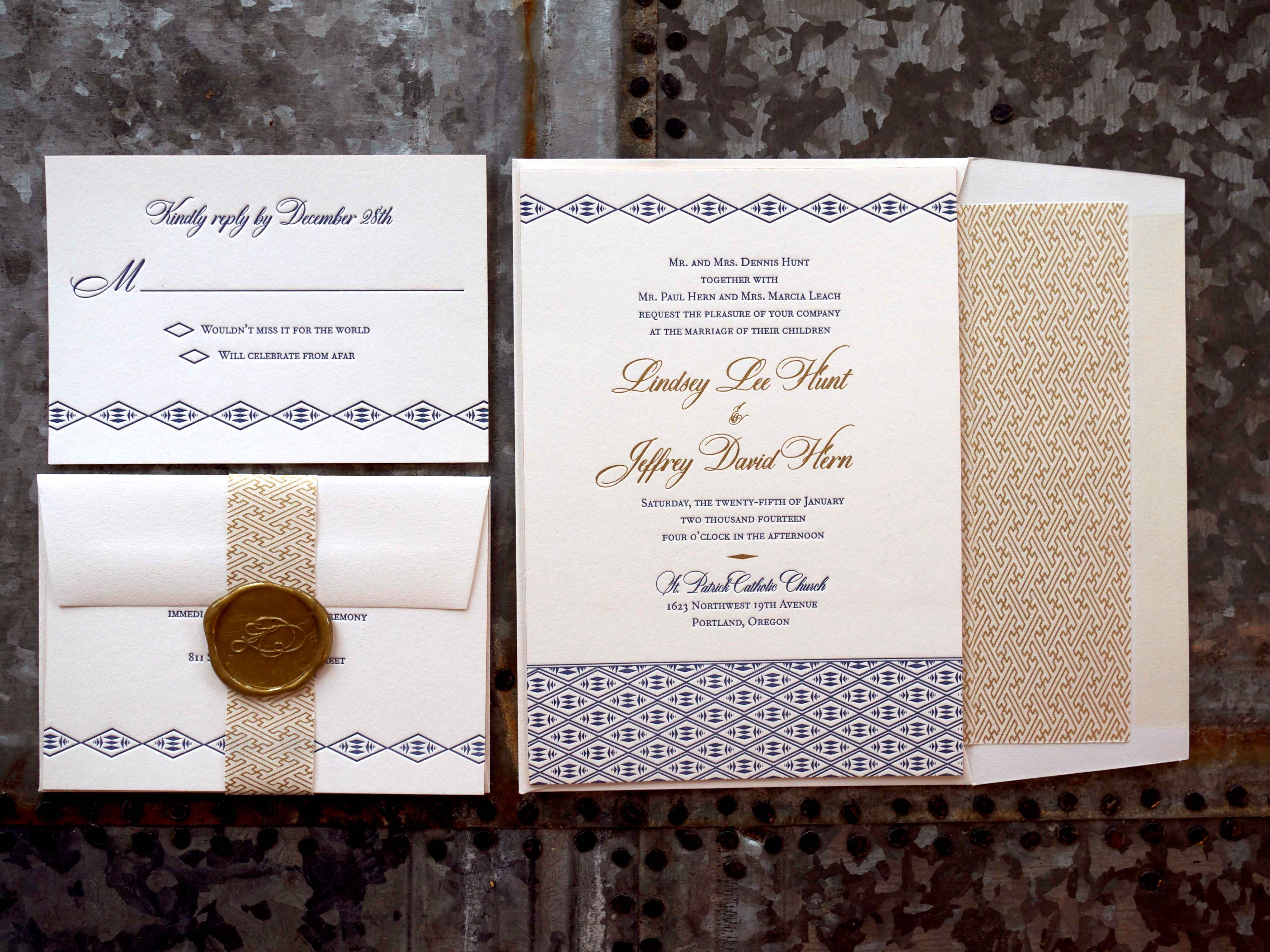 Custom Invitation Gallery
