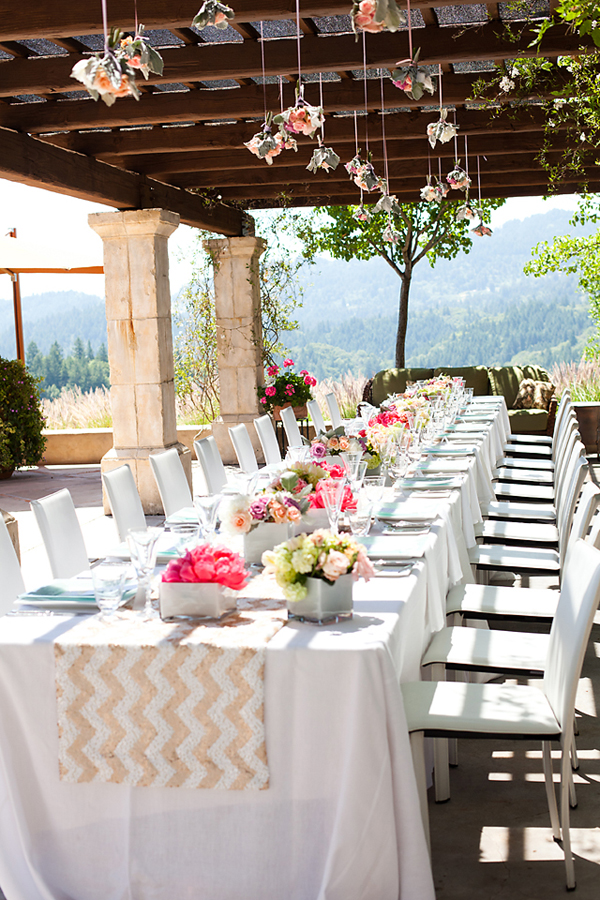 wine country baby shower | The Card Bar |