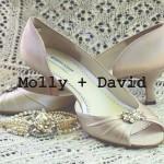 Molly + David